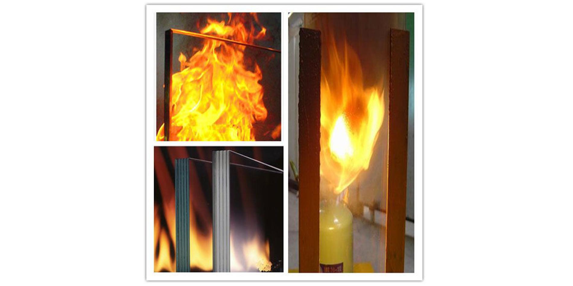 Kính ngăn cháy