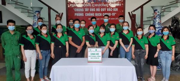 Vì một Việt Nam quyết tâm chiến tháng đại dịch – Mỗi một cá nhân là một sự đóng góp đầy to lớn!
